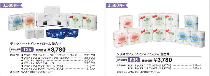 3500円の贈り物