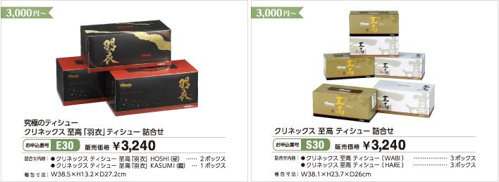 3000円の贈り物